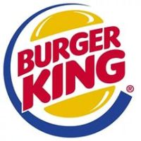 Ресторан быстрого питания Burger King