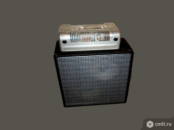 Усилитель ламповый гитарный 20 ВТ+кабинет