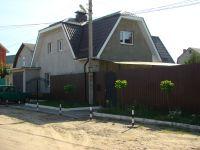 Дом в Подгорном.