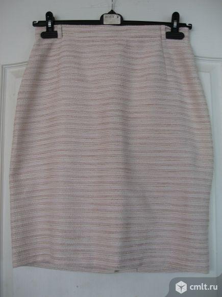 Продам светло-розовую юбку