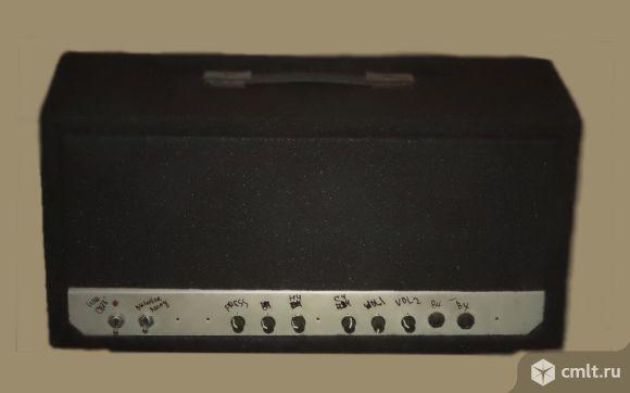 130 вт ламповый гитарный усилитель