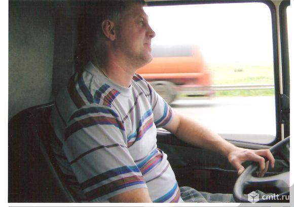 Водитель. Фото 1.