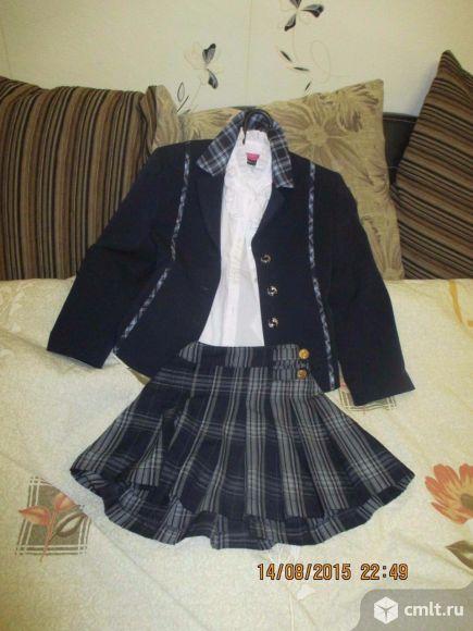 Школьные блузки для девочек в Воронеже