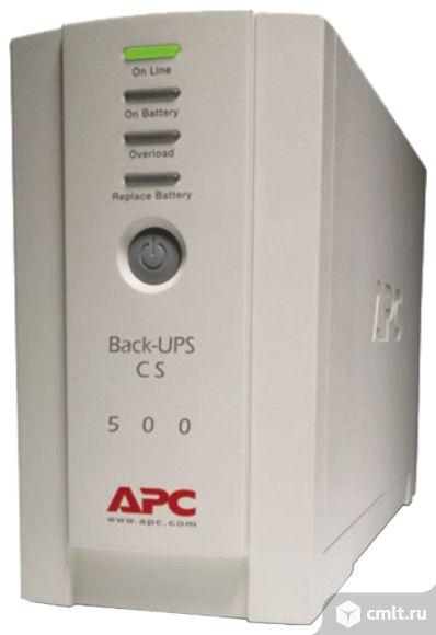 APC BACK-UPS CS 500