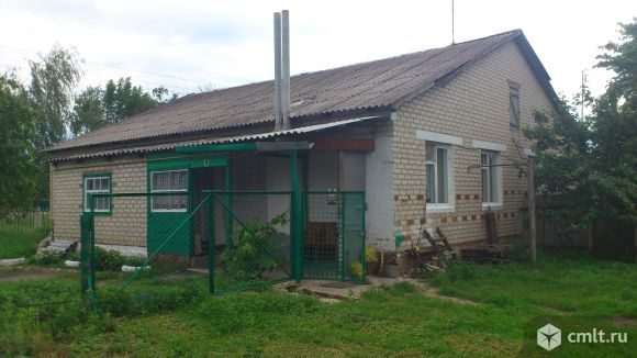 Дом 80 кв.м. Фото 1.