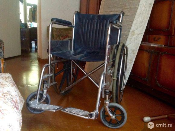 Продам инвалидное кресло-каталку