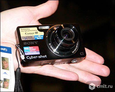 Фотоаппарат Sony-DSC-WX1, 10.2 Мпиксел, видео HD, панорама. Фото 3.