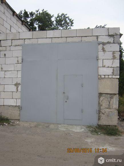 Капитальный гараж 40 кв. м. Фото 1.
