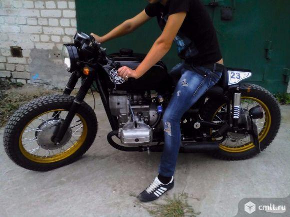 Мотоцикл К750 технические характеристики и фото