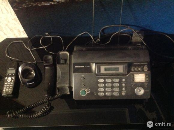 Продаю факс panasonic kx-fc962