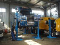 Ремонт грузовых автомобилей, тягачей, спецтехники
