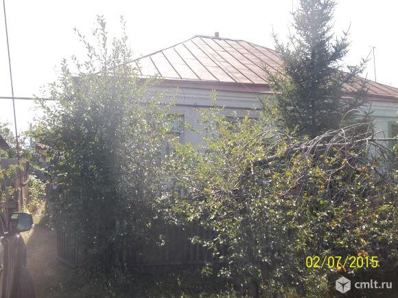 Масловка, Кубанева ул., №47. Полдома, 72/51/8.7 кв.м, газ
