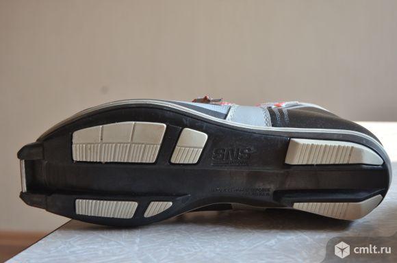 Лыжные ботинки (новые). Фото 2.