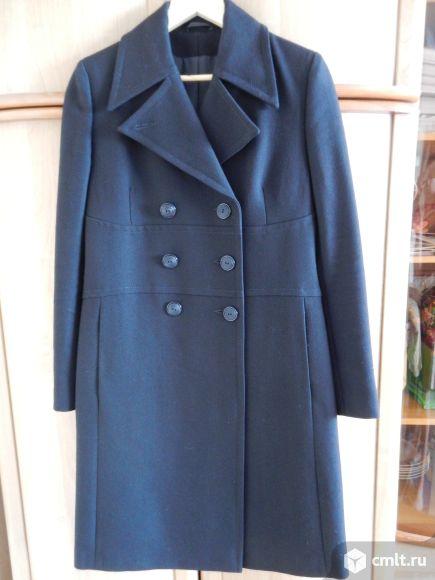 Пальто новое демисезонное р.46