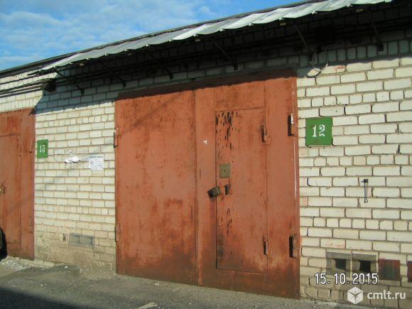 Капитальный гараж 50 кв. м