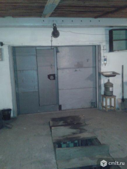 Капитальный гараж 33 кв. м Космос-1