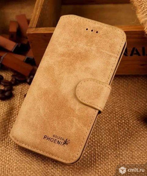 Кожаный чехол для OnePlus One. Фото 1.