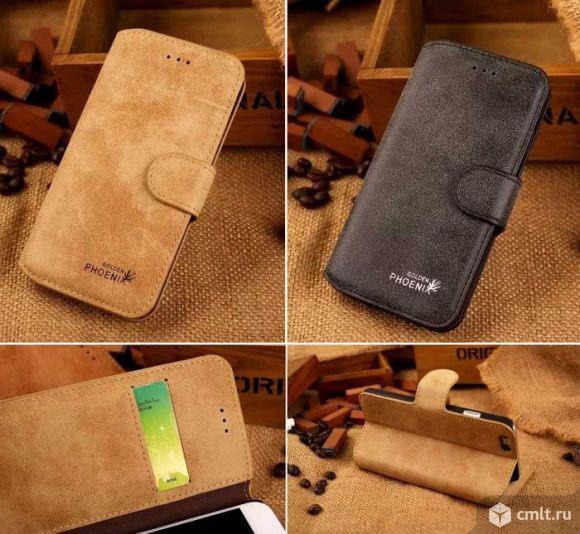 Кожаный чехол для OnePlus One. Фото 2.
