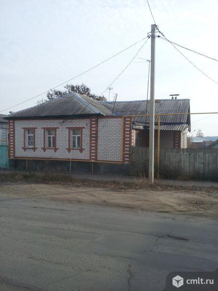Половина дома. Фото 1.