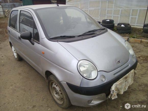 Daewoo Matiz - 2004 г. в.. Фото 1.