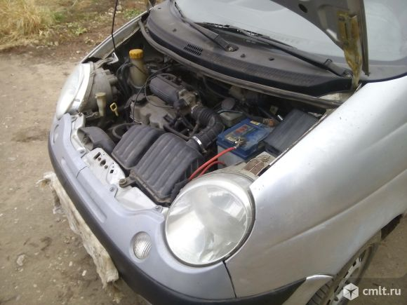 Daewoo Matiz - 2004 г. в.. Фото 7.
