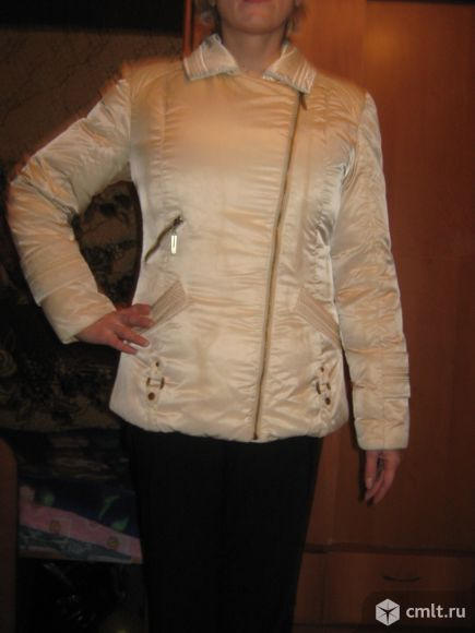 Куртка осень-зима р.46-48. Фото 1.