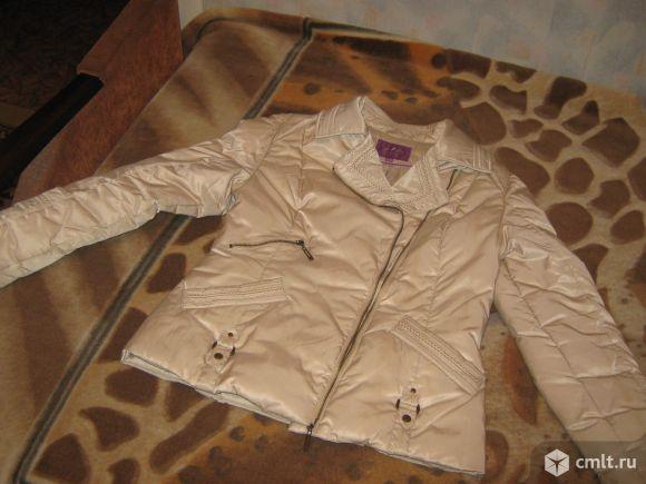Куртка осень-зима р.46-48. Фото 3.