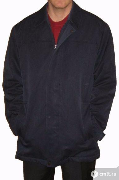 Куртка утепленная, на синтепоне. Фото 1.