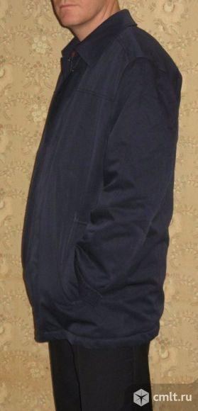 Куртка утепленная, на синтепоне. Фото 2.