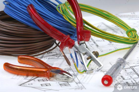 Электрика любой сложности в квартирах, домах, коттеджах, офисах. Высокопрофессиональный монтаж.