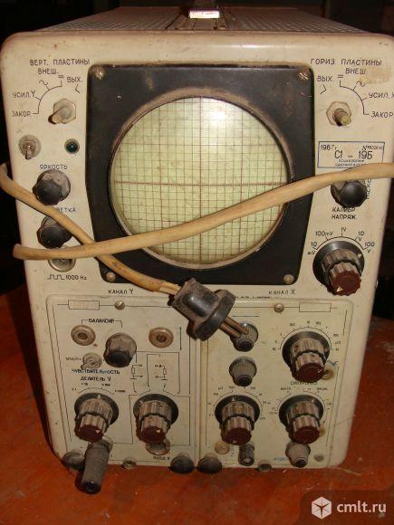 Осцилограф С1-19Б продаю.