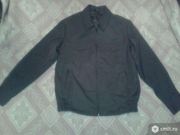Куртка военная парадная новая р.50/4. Фото 1.