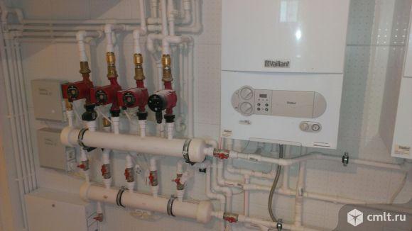 Водопровод, канализация, отопление. Обустройство скважин.