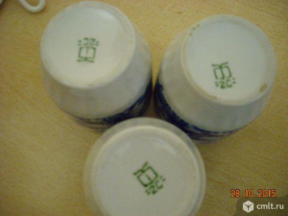 Керамические бокалчики
