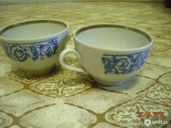 Керамические кружки, чашки
