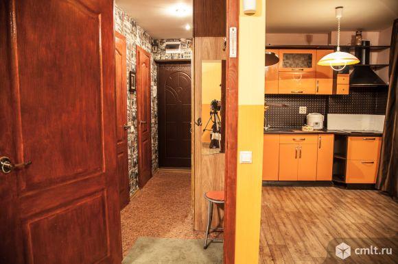 1-комнатная квартира студия 42 кв.м. Фото 8.