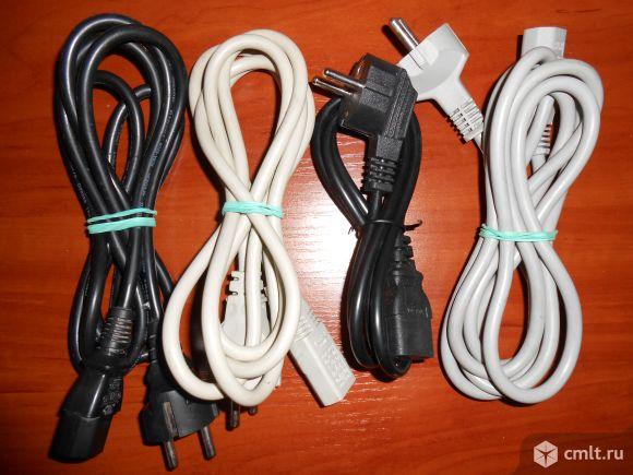 Сетевой кабель для монитора и компьютера