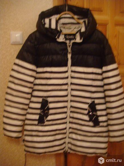 Женская куртка. Фото 1.