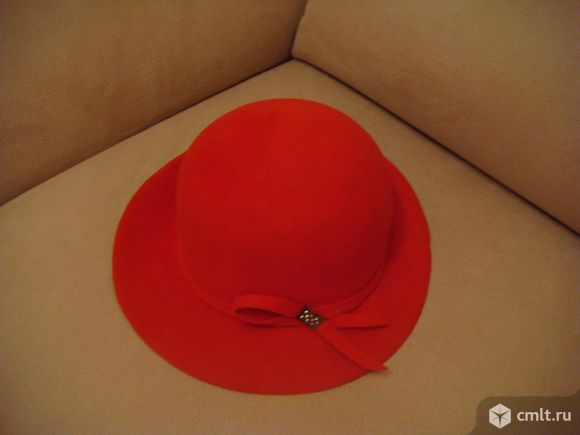 Шляпа фетровая. Фото 3.