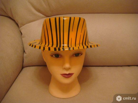 Шляпа маскарадная. Фото 1.
