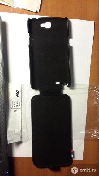 Флип кейс для Samsung Note 2 N7100. Фото 3.