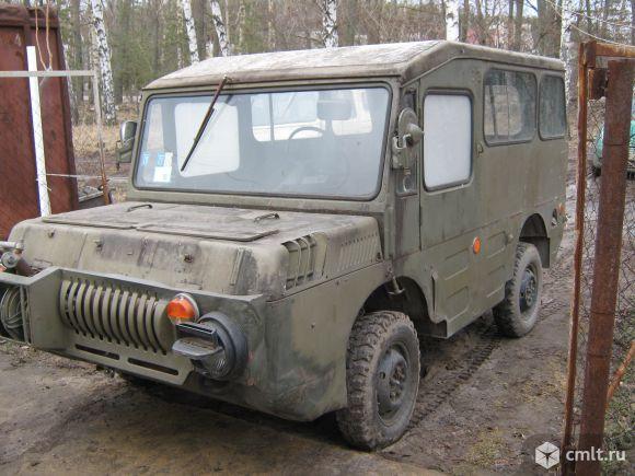 ЛуАЗ 967М - 1985 г. в.. Фото 8.