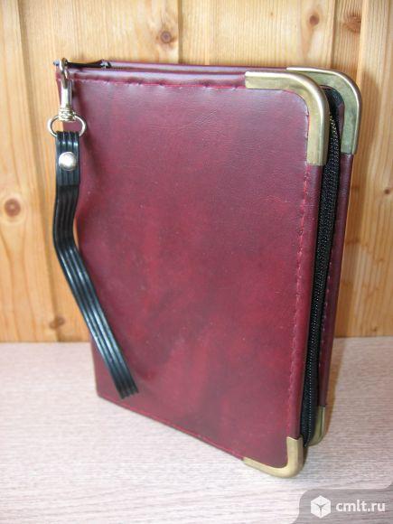 Бумажник-барсетка. Фото 1.