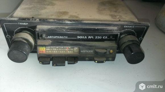 Продам автомагнитолу Эола РМ-320СА