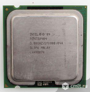 Процессоры S775 Intel Pentium 4