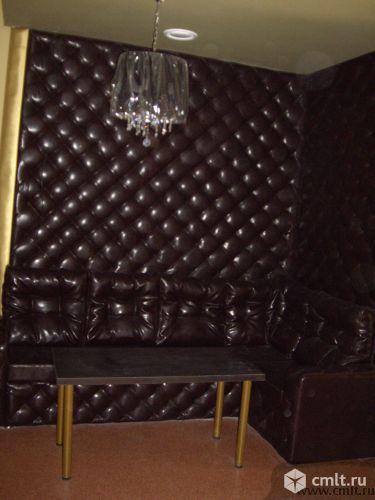 Мягкая мебель для кафе, баров, торговых центров.. Фото 8.
