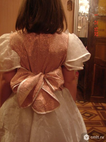 Продается детское нарядное платье