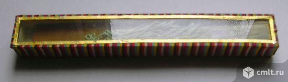 Старинный китайский веер. Фото 4.