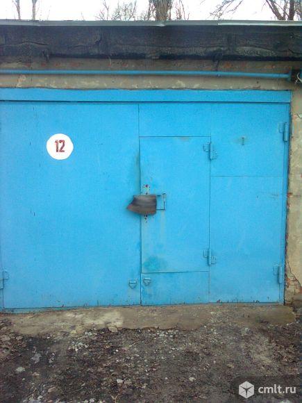 Капитальный гараж 17,5 кв. м Рубин-1