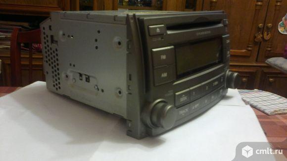 Автомагнитола Pioneer, 2 din, новая, 4 тыс. р